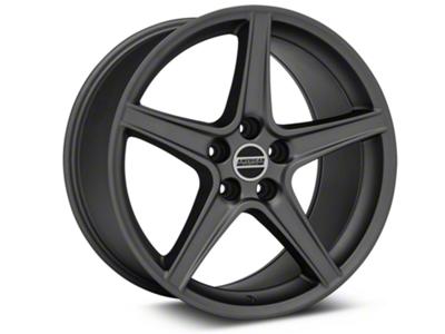 Saleen Style Charcoal Wheel - 19x10 (05-14 GT, V6)