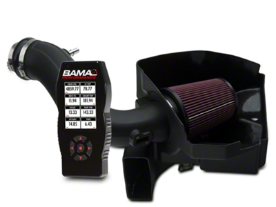 Airaid CAI and BAMA X4 Tuner (11-14 V6)