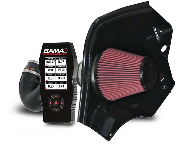 Airaid CAI and BAMA X4 Tuner (05-09 V6)