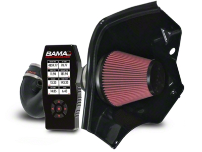 Airaid CAI and BAMA X4 Tuner (05-09 V6)