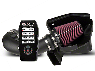 Airaid Race CAI and BAMA X4 Tuner (11-14 GT)