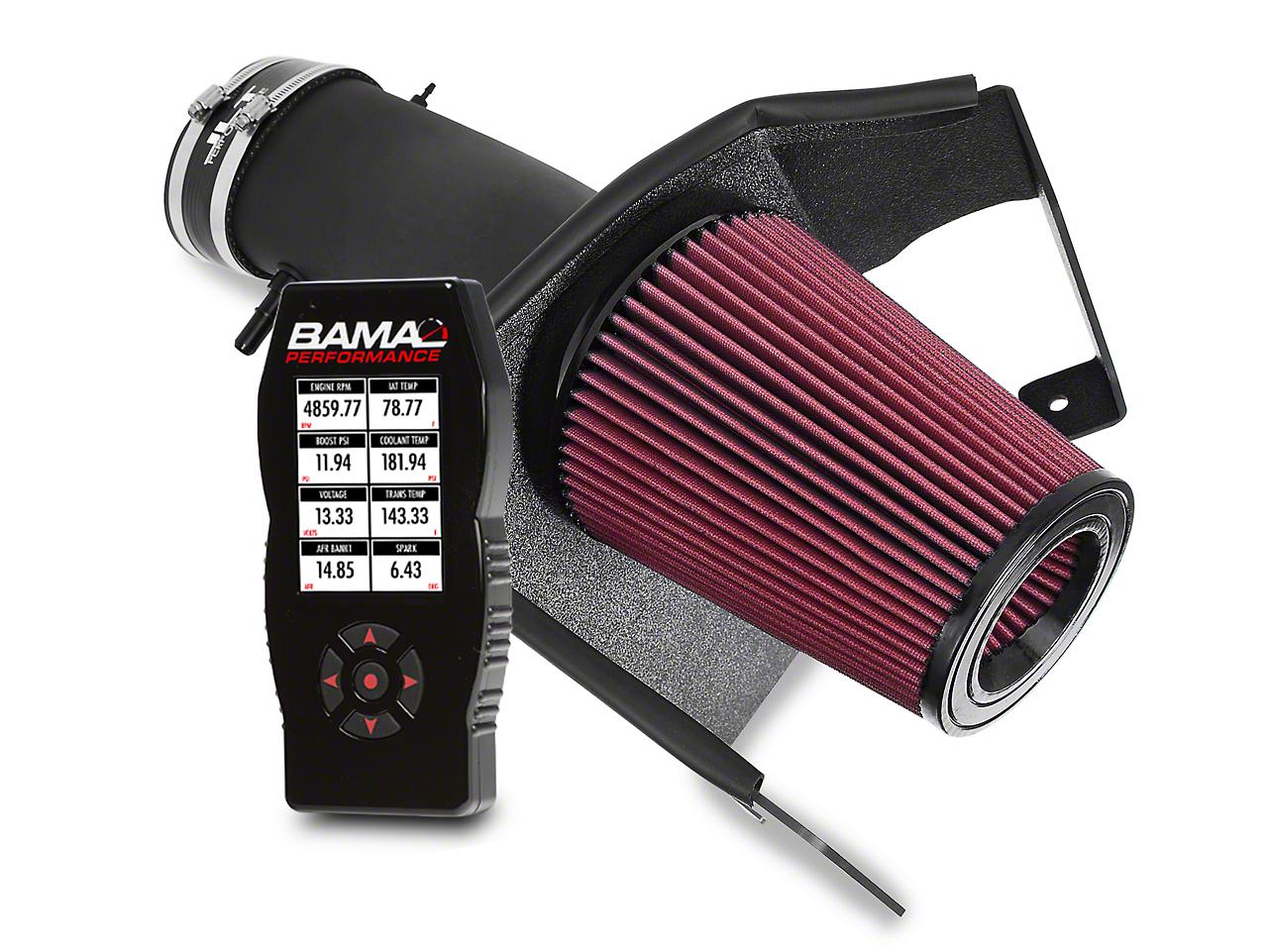 BAMA JLT Cold Air Intake & BAMA X4 Tuner (13-14 GT500)