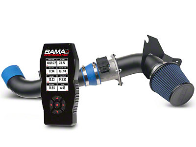BBK Blackout CAI and BAMA X4 Tuner (96-04 GT)