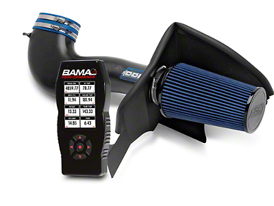 BBK Blackout CAI and BAMA X4 Tuner (05-09 GT)
