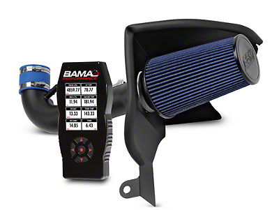 BBK Blackout CAI and BAMA X4 Tuner (05-10 V6)