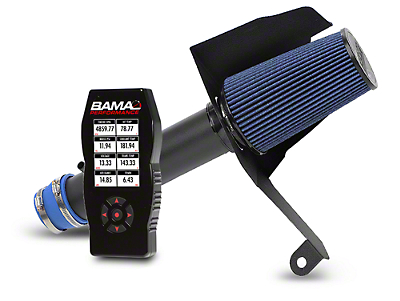 BBK Blackout CAI and BAMA X4 Tuner (11-14 V6)