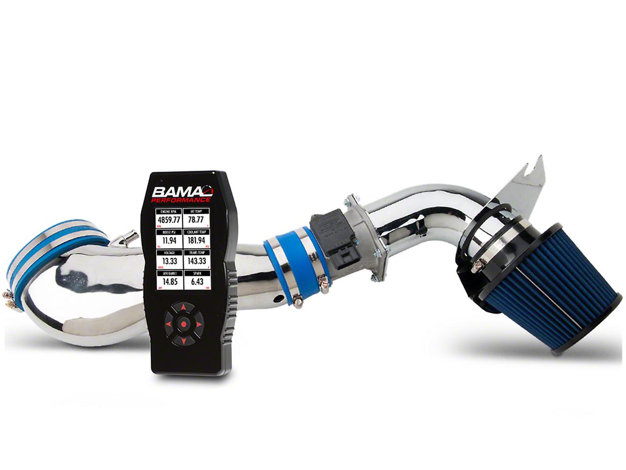 BBK CAI and BAMA X4 Tuner (99-01 Cobra)