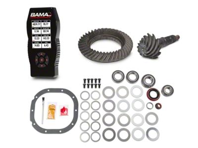 Ford Racing 3.73 Gears and BAMA X4 Tuner (05-09 GT, Bullitt)