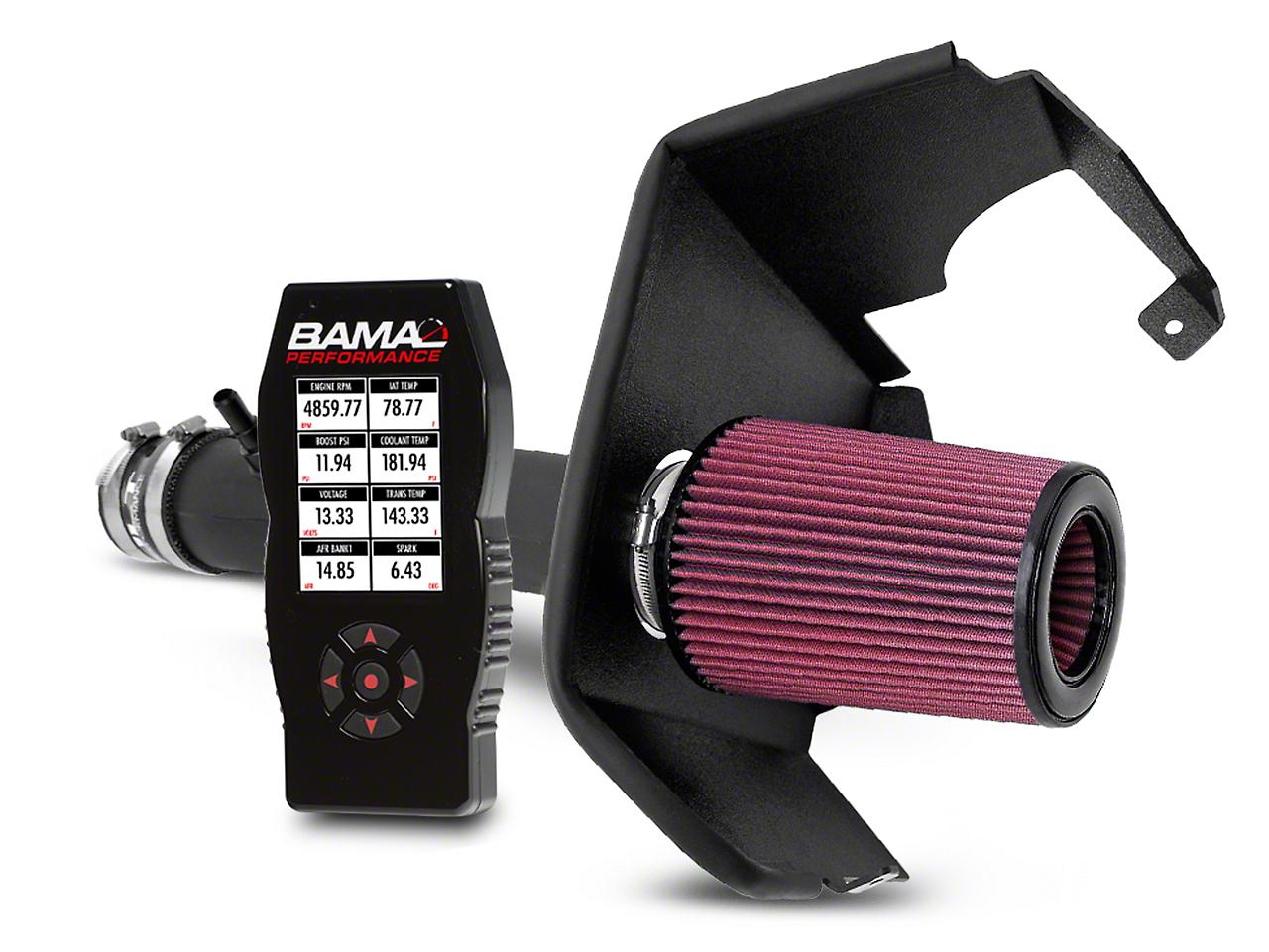 JLT CAI & BAMA X4 Tuner (11-14 V6)
