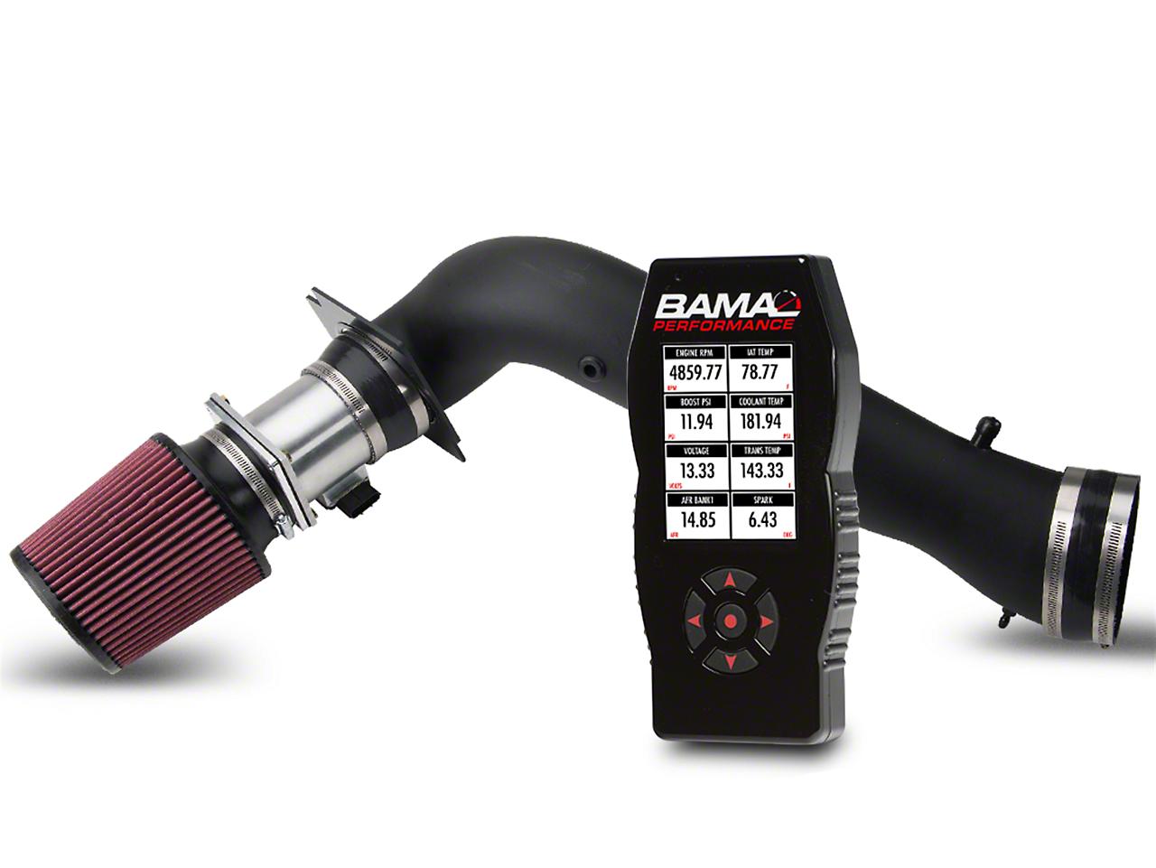 JLT CAI and BAMA X4 Tuner (03-04 Cobra)