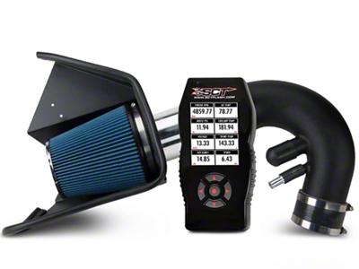 Steeda CAI and BAMA X4 Tuner (11-14 GT Manual)