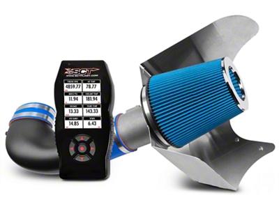 Steeda CAI and BAMA X4 Tuner (05-09 GT)