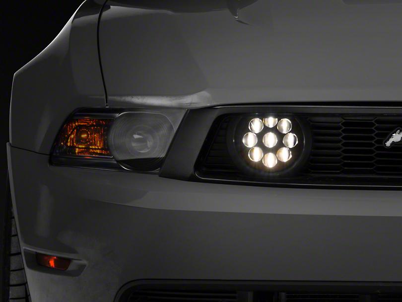 Raxiom Smoked Led Mustang Fog Lights 101687 05 12 Gt