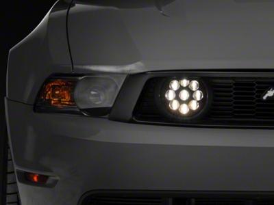 Raxiom Smoked LED Fog Lights (05-12 GT)