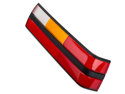Replacement Tail Light Lens - Right Side (83-84 All)
