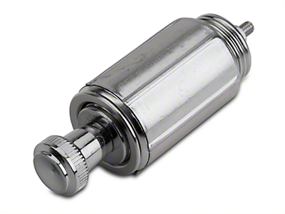 Chrome Cigarette Lighter (79-86 All)