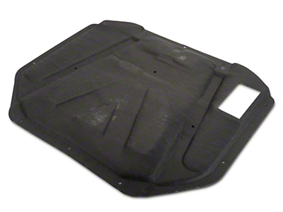 Hood Insulation Liner (83-86 All; excludes SVO)