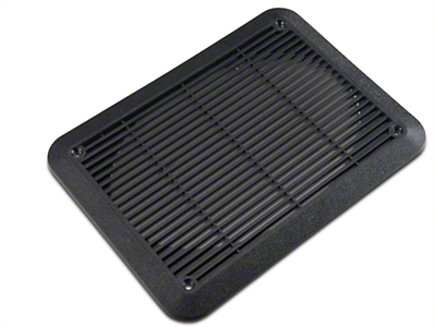 Hatchback Rear Speaker Cover - Right Side/Left Side (79-86 All)