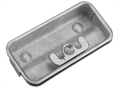 Stainless Steel Ashtray Insert - 5-speed Manual (83-86 All)