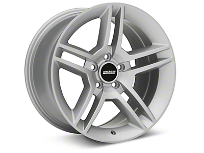 2010 GT500 Style Silver Wheel - 18x10 (05-14 All)