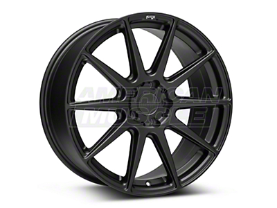 Niche Essen Matte Black Wheel 19x8.5 (05-14 All)