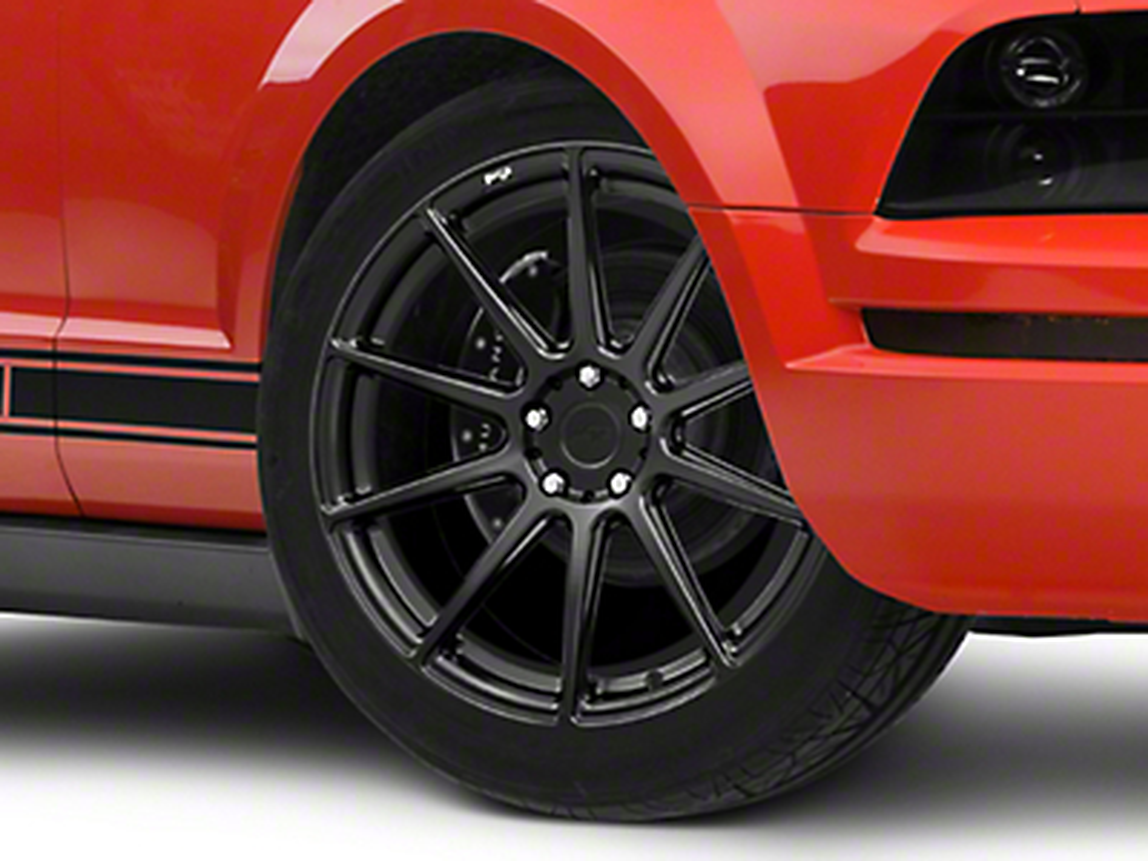 Niche Essen Matte Black Wheel 20x9 (05-14 All)