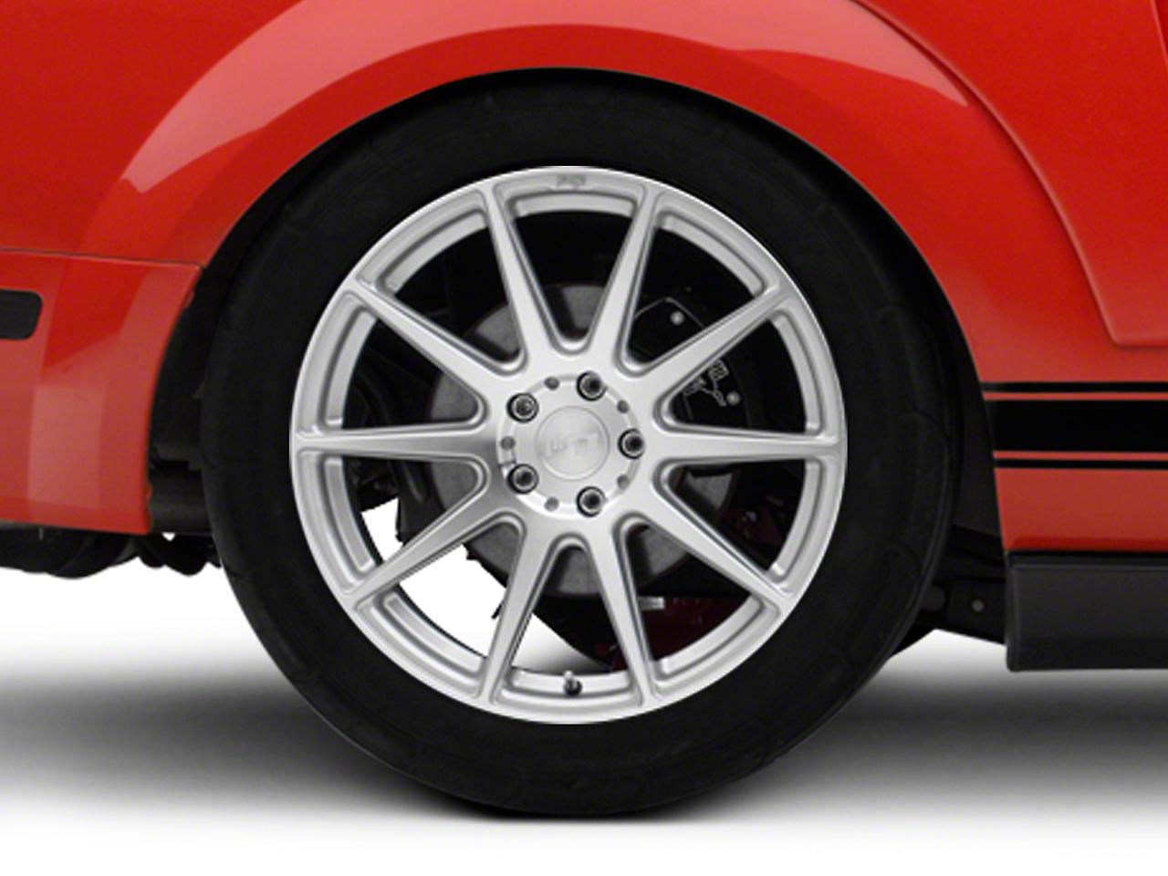 Niche Essen Silver Wheel 19x10 (05-14 All)