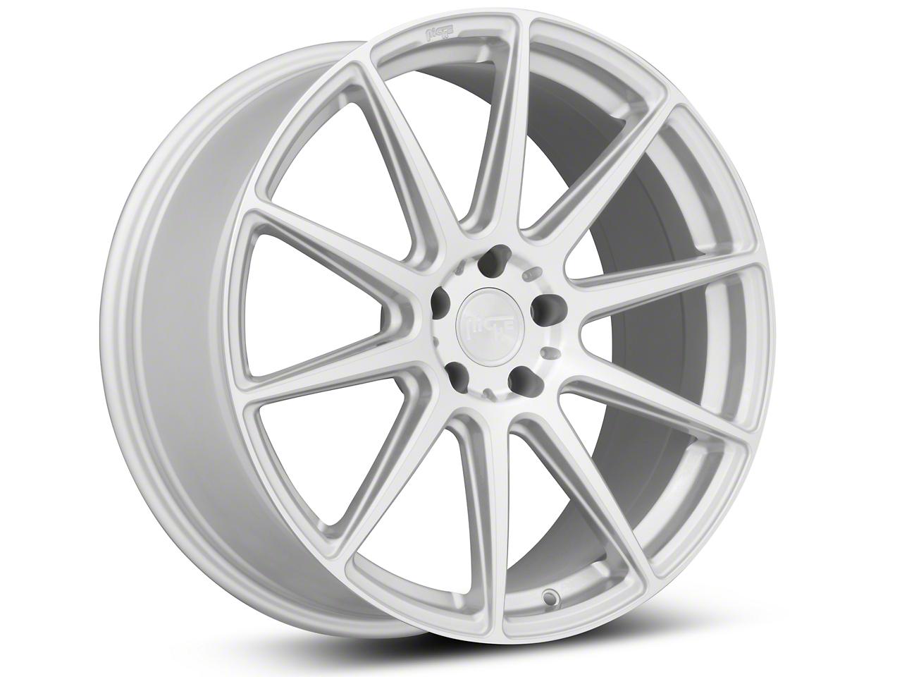 Niche Essen Silver Wheel 20x9 (05-14 All)