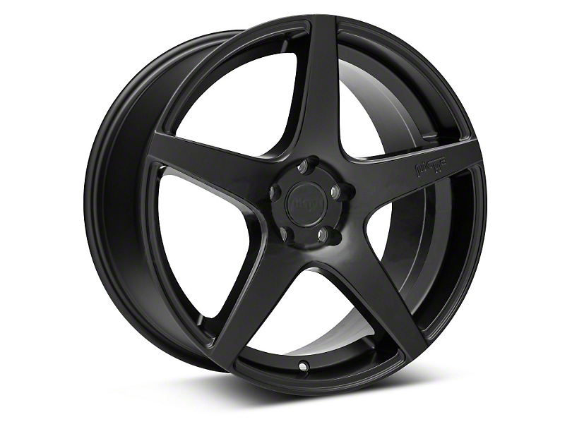 Niche GT5 Matte Black Wheel - 20x10.5 (05-14 All)