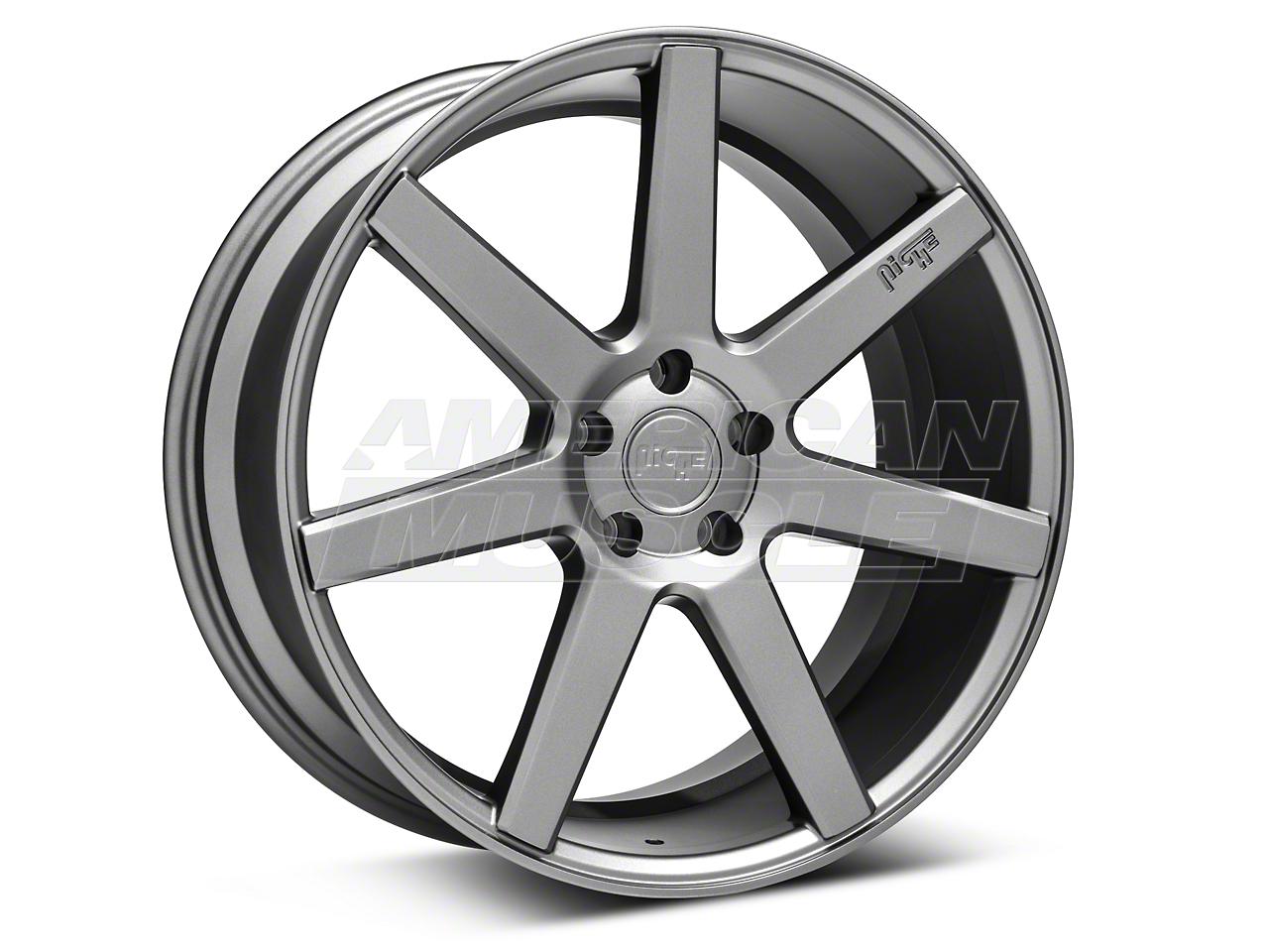 Niche Verona Anthracite Wheel - 20x9 (05-14 All)