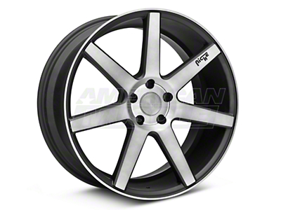 Niche Verona Double Dark Wheel - 20x9 (05-14 All)