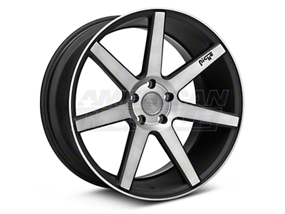 Niche Verona Double Dark Wheel - 20x10 (05-14 All)