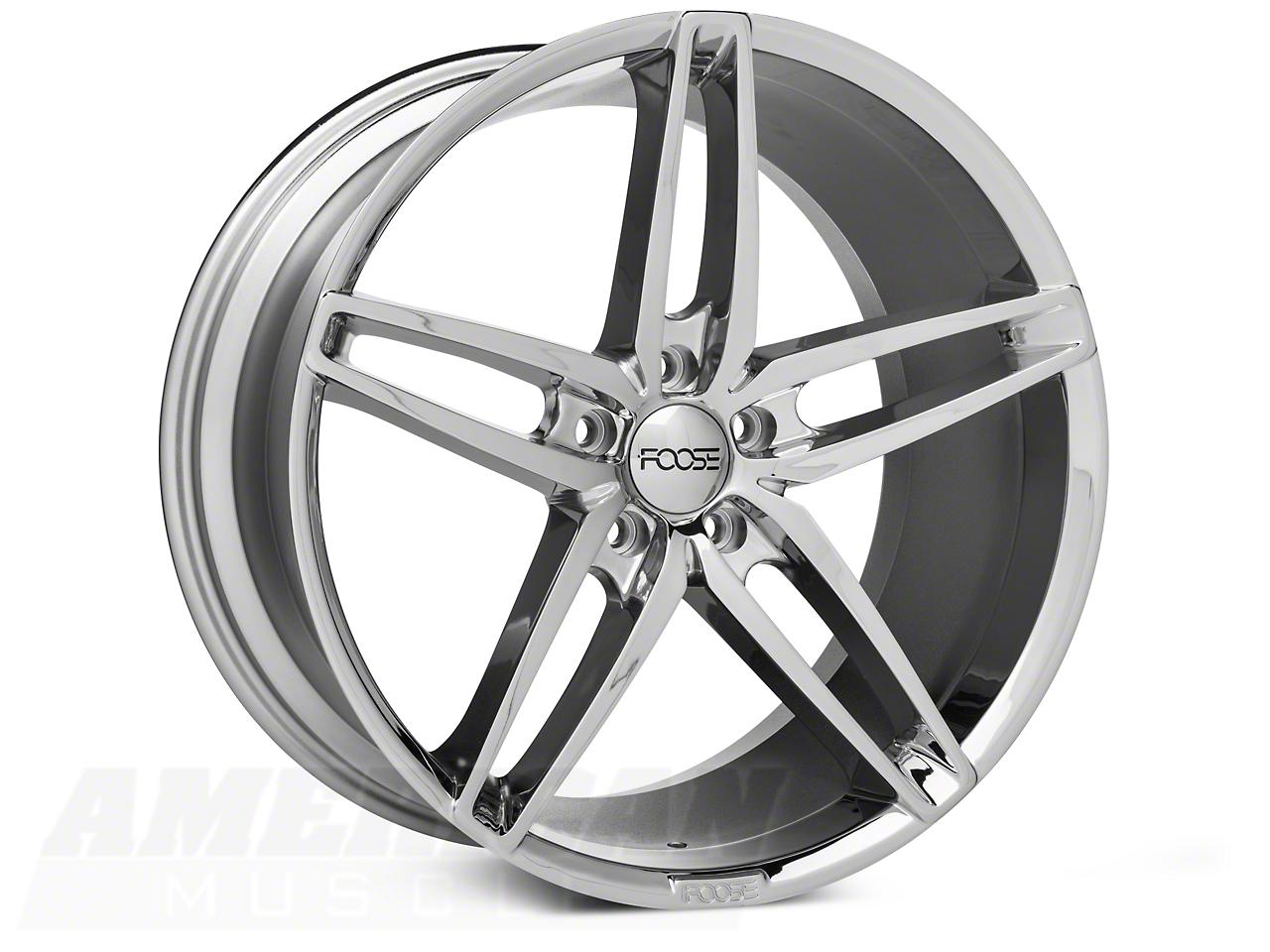 Foose Stallion Chrome Wheel - 20x10 (05-14 All)