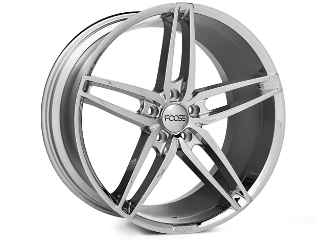 Foose Stallion Chrome Wheel - 20x10 (05-14 All)