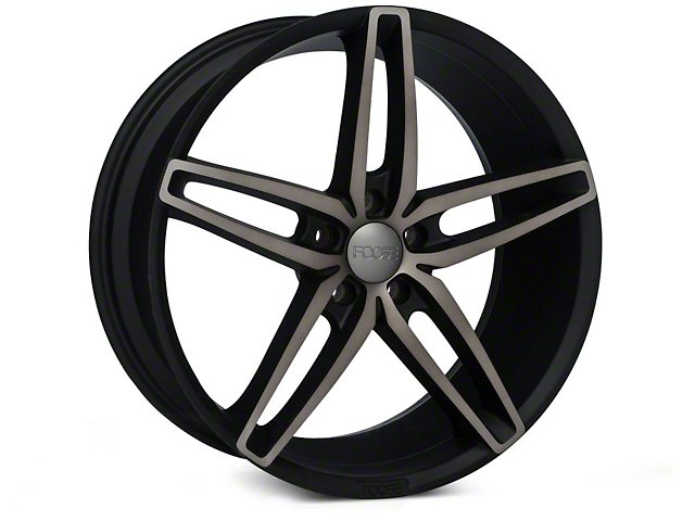 Foose Stallion Double Dark Wheel - 20x8.5 (05-14 All)