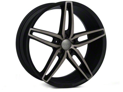 Foose Stallion Double Dark Wheel - 20x8.5 (05-14 All)