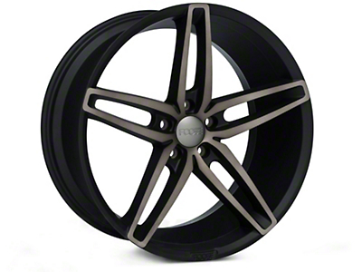 Foose Stallion Double Dark Wheel - 20x10 (05-14 All)