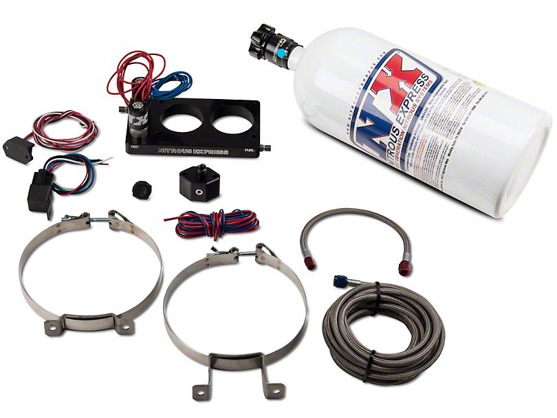 Nitrous Express Nitrous Kit - Plate System (05-10 GT)