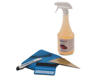 Add Vinyl Installation Kit - Deluxe