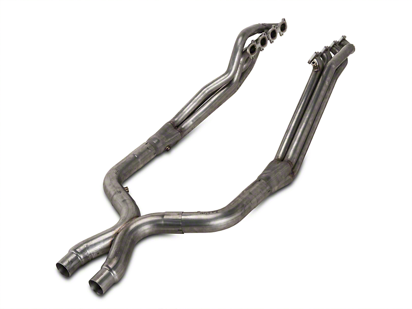 Stainless Works Long Tube Headers and Off-Road X-Pipe Kit (07-10 GT500)