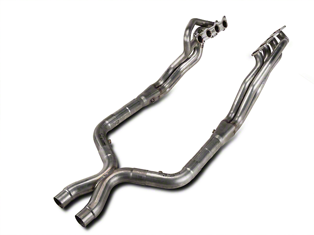 Stainless Works Long Tube Headers and Off-Road X-Pipe Kit (11-14 GT)