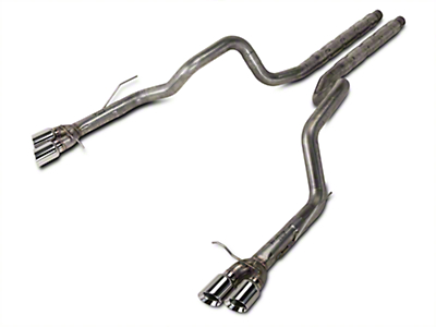 Stainless Works 3 in Retro Chambered Catback Exhaust (13-14 GT500)