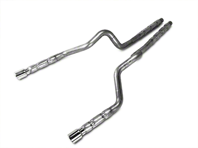 Stainless Works 3 in Retro Chambered Cat-Back Exhaust (11-14 GT; 11-12 GT500)