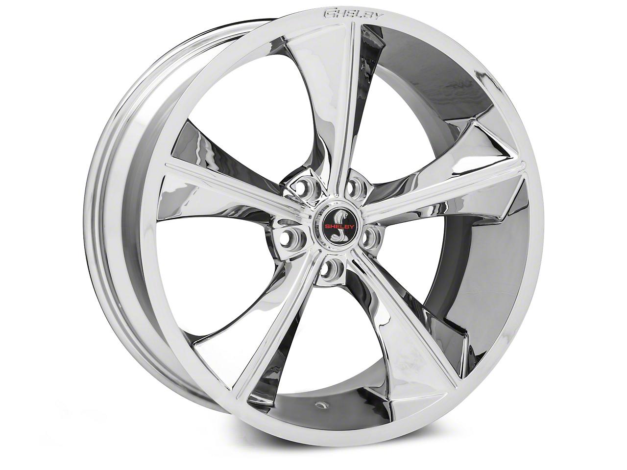 Shelby CS70 Chrome Wheel - 20x9 (05-14 All)