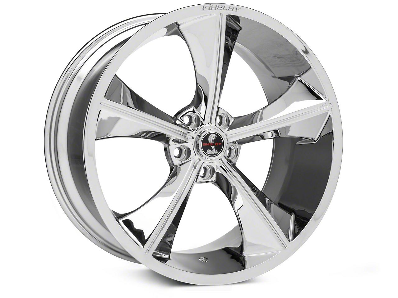 Shelby CS70 Chrome Wheel - 20x10 (05-14 All)