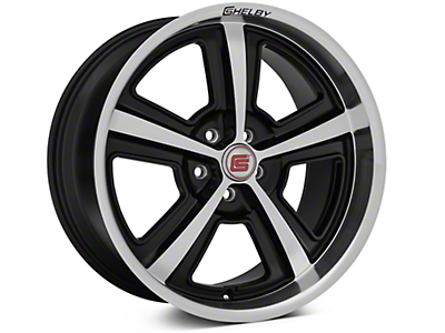 Shelby CS69 Gloss Black Wheel - 20x10 (15-16 All)