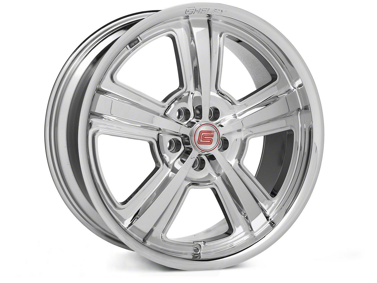 Shelby CS69 Chrome Wheel - 20x9 (05-14 All)