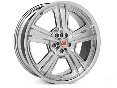 Shelby CS69 Chrome Wheel - 20x9 (05-14 All)