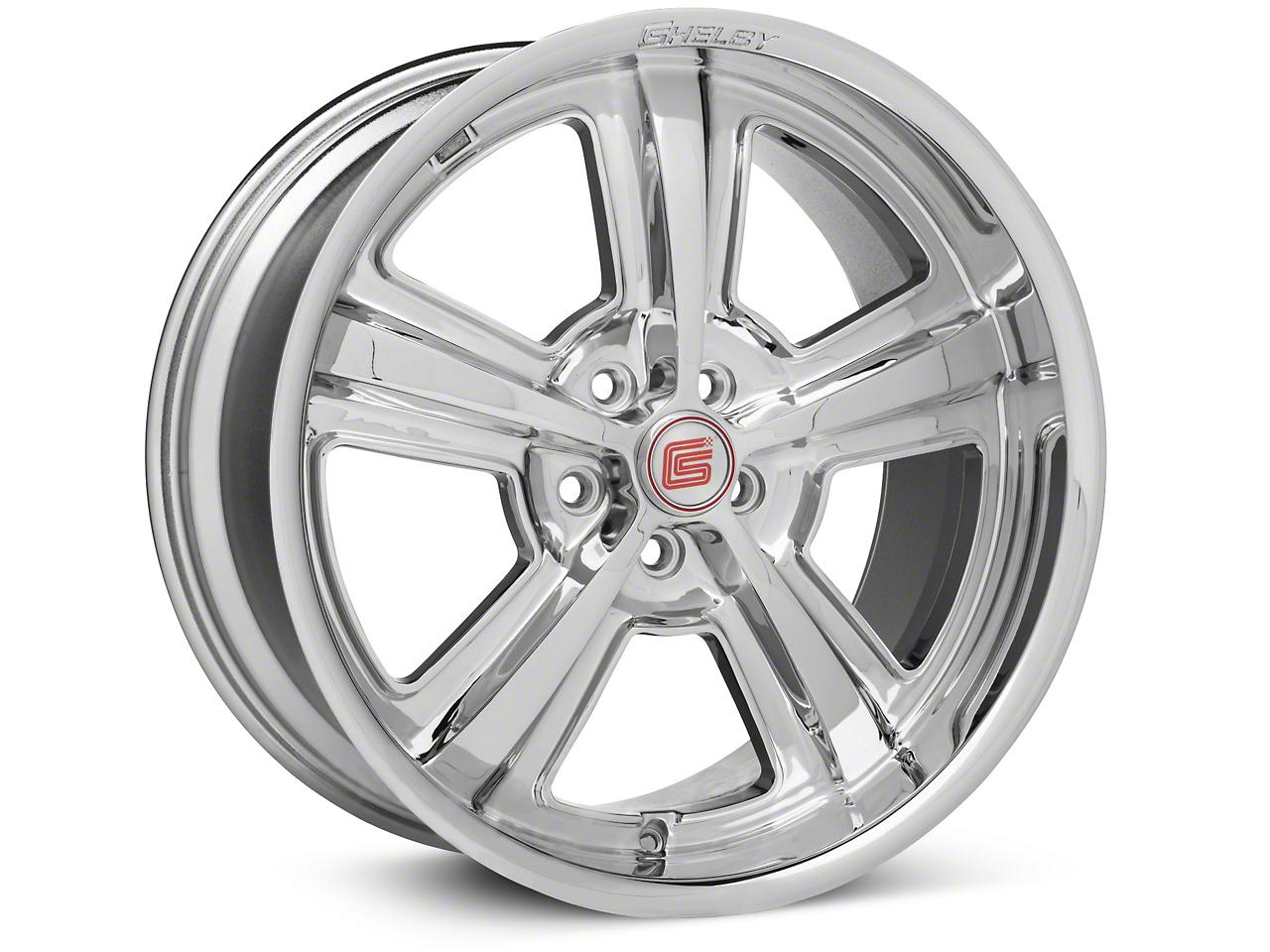 Shelby CS69 Chrome Wheel - 20x10 (05-14 All)