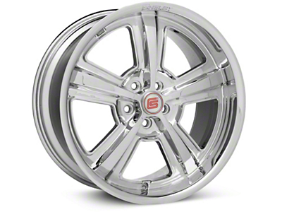 Shelby CS69 Chrome Wheel - 20x10 (05-14 All)